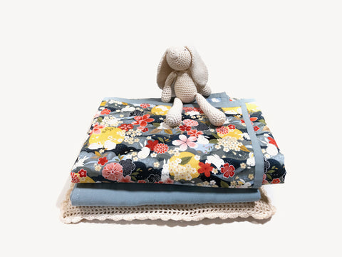 Moon Rabbit Quilt