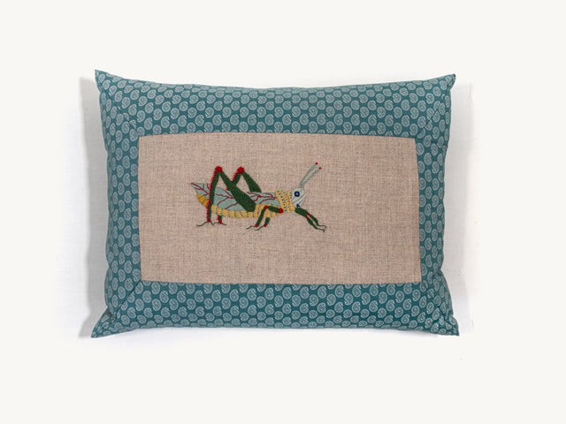 Mrs Sew & So Grasshopper Needlework Design