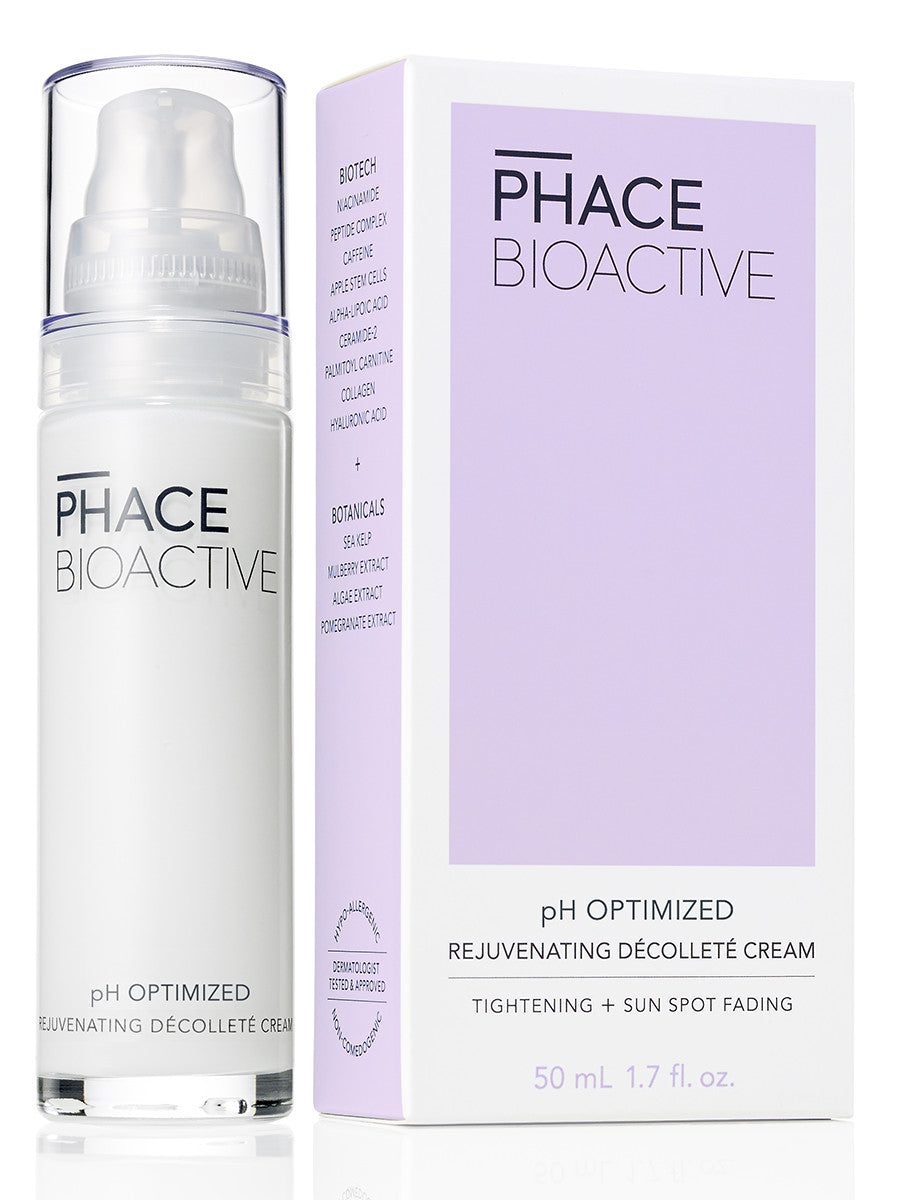 Rejuvenating Décolleté Cream
