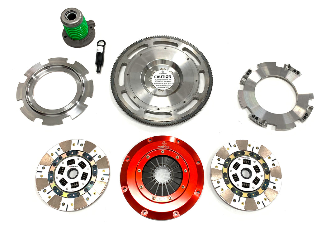 Mantic High Performance Multi-Plate Clutch System M924301