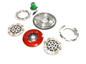 Mantic High Performance Multi-Plate Clutch System M923202
