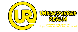 Undiscovered Realm is your one stop shop for Funko Pops, Grails, Exclusives, and Pre Orders. Neca, Action Figures, Mystery Minis, Mystery Boxes, Vinyl Toys, Tournaments, Magic the Gathering, Pokemon, Dragon Ball TCG, Singles, Games Workshop, and more!