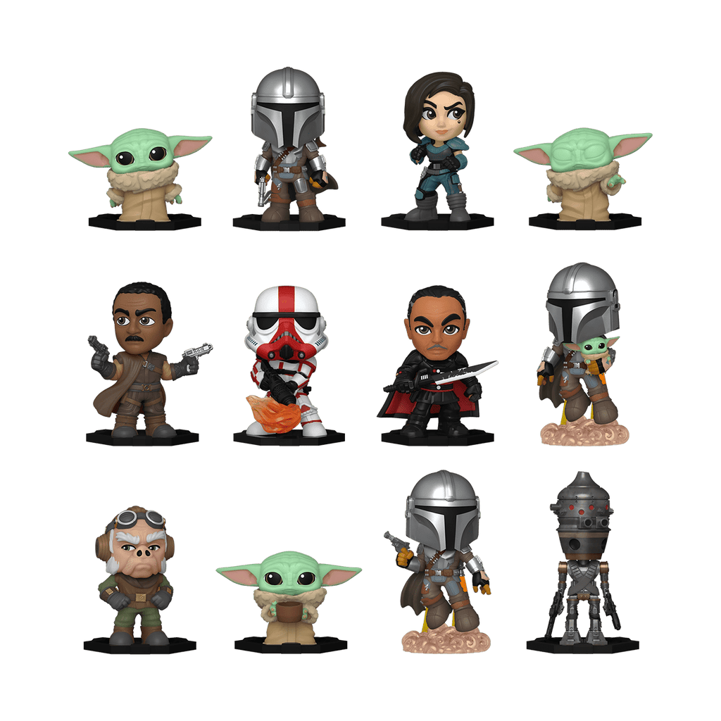 Funko The Mandalorian Star Wars Mystery Minis Blind Box (Pre Order)
