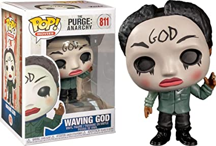 The Purge Election Year Waving God Funko Pop! #811