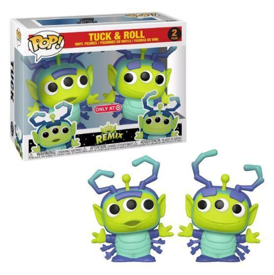 Funko Pop! Alien Remix Tuck And Roll Exclusive 2 Pack
