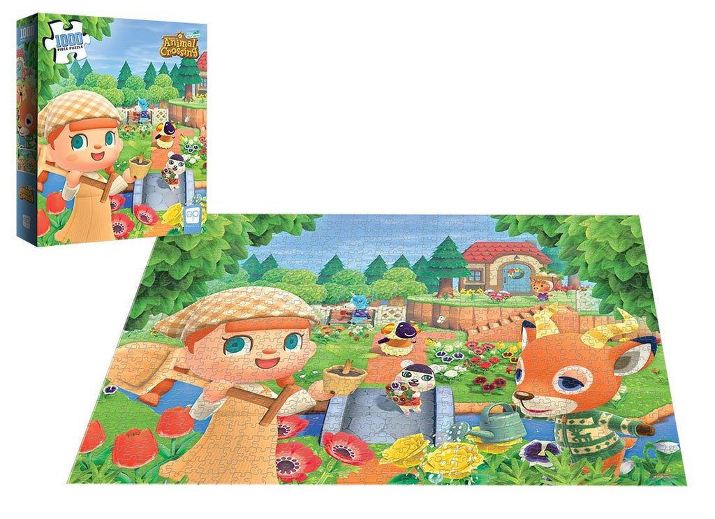 Animal Crossing New Horizons 1000 Piece Puzzle
