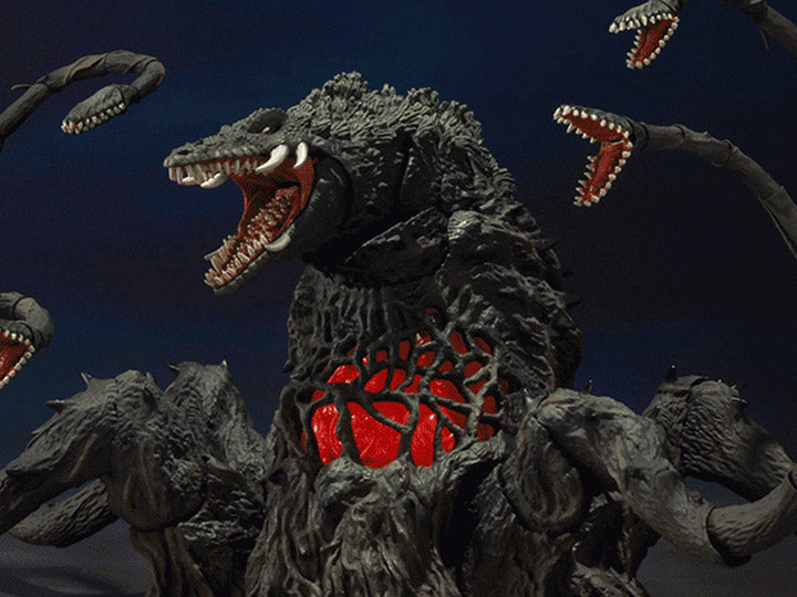 S.H. Monsterarts Biollante Special Color Ver. Tamashii Nations (Additional Shipping Fees Apply)