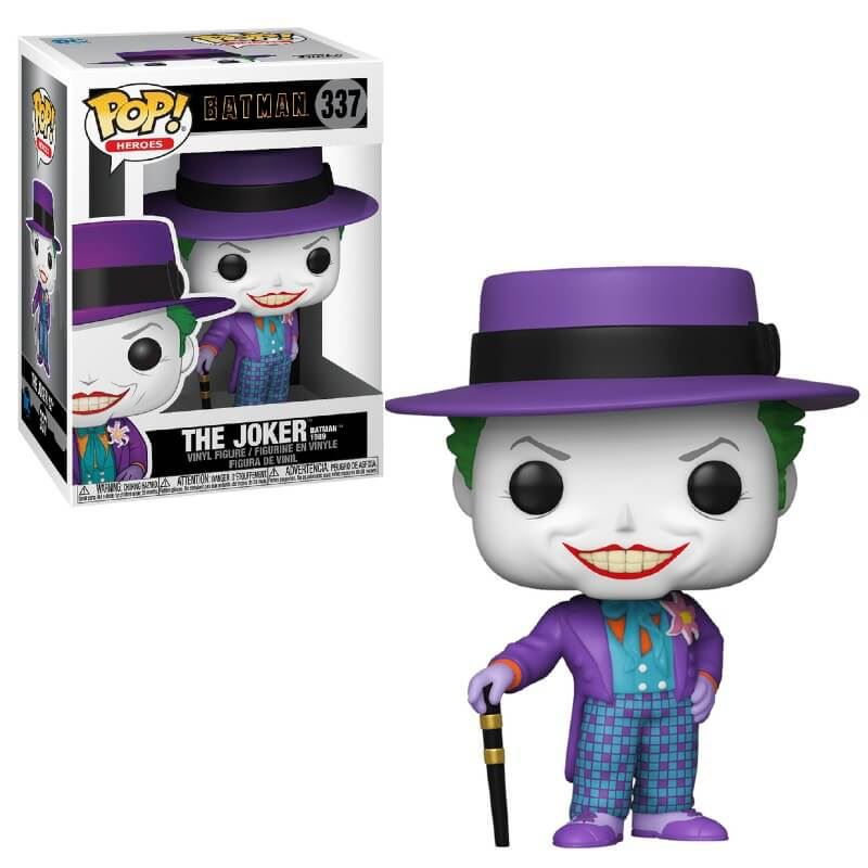 Funko Pop! Batman 1989 Joker #337