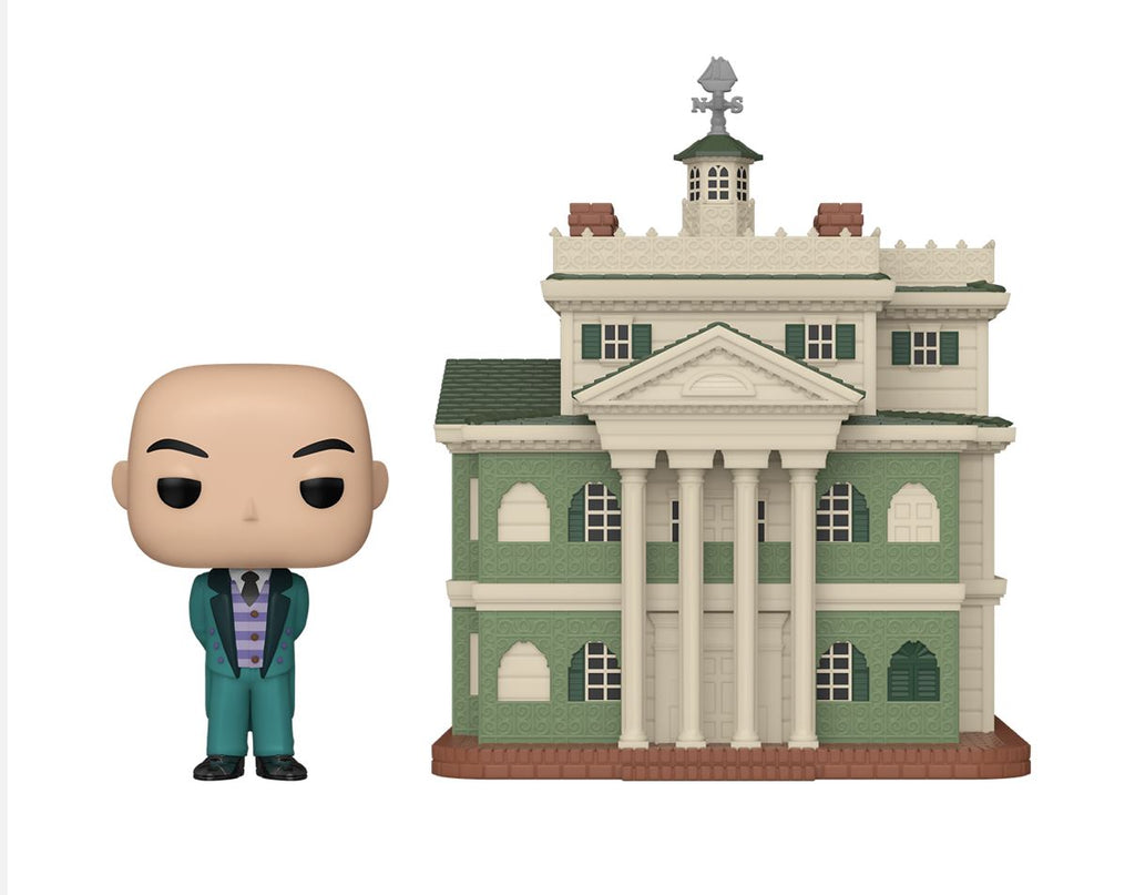 Funko Pop! Town Haunted Mansion with Butler (Pre Order)