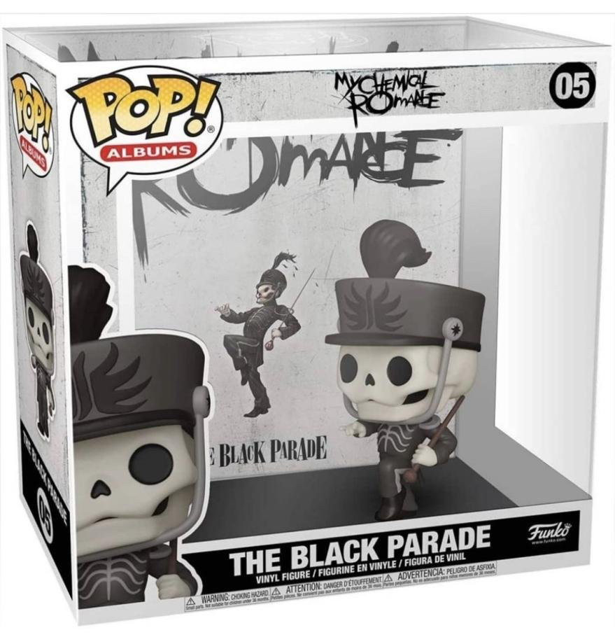 My Chemical Romance The Black Parade Funko Pop! Albums #05 (Pre Order)