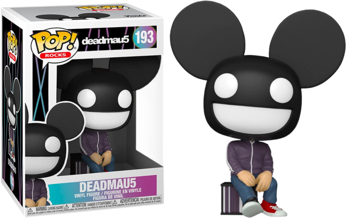Funko Pop! Rocks Deadmau5 #193