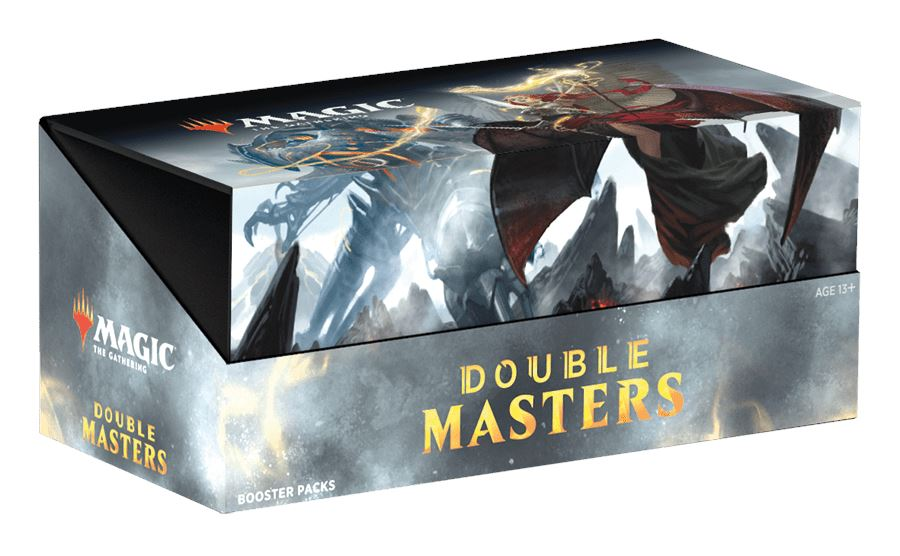 Magic the Gathering: Double Masters Booster Box (24 Packs) (Pre Order)