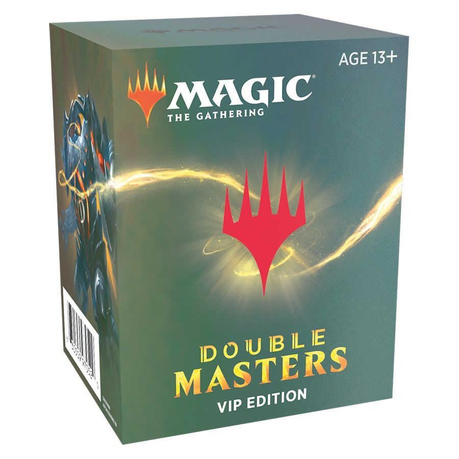Magic the Gathering: Double Masters VIP Box (Pre Order)