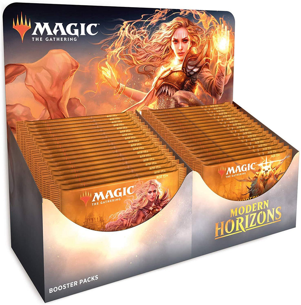 Magic the Gathering: Modern Horizons Booster Box Undiscovered Realm