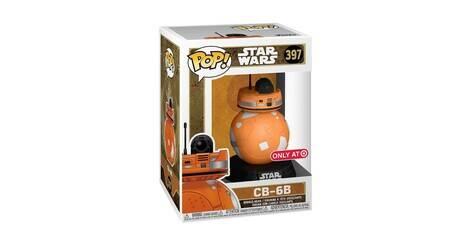 Funko Pop! Star Wars CB-6B Exclusive #397