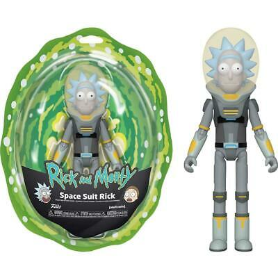 Funko Rick and Morty Space Suit Rick Action Figure