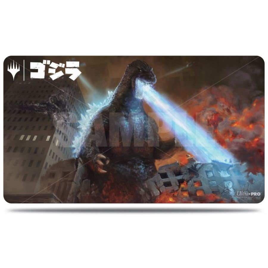 Ultra Pro: Magic the Gathering Ikoria Playmat Godzilla King of the Monsters V1 (Pre Order)
