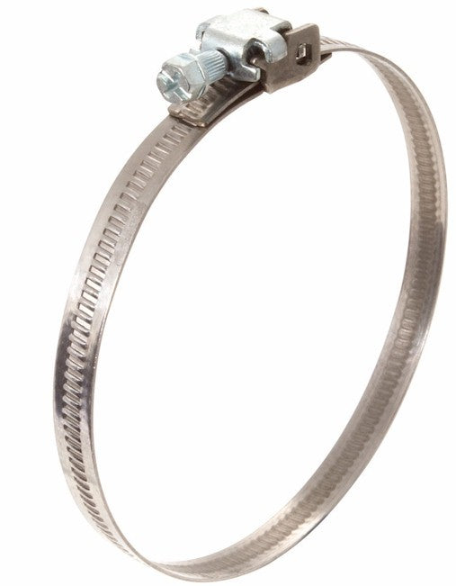 Quick Release Hose Clamp - 9mm Wide - 430SS - 25-200mm