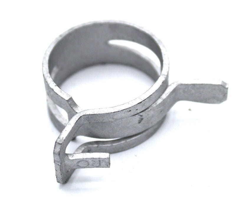 Spring Band Hose Clamp - Rotor - 29.3-34.5mm - Zinc Plated Steel