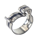 Metal Hose Clip - Ezyclik-M - 9.5mm - 304 Stainless Steel
