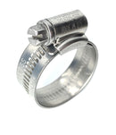 Jubilee Hose Clip - 9.5-12mm - 316 Stainless Steel