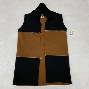 Primary Photo - BRAND:    CLOTHES MENTOR STYLE: VEST COLOR: BROWN SIZE: M OTHER INFO: ANGEL - SKU: 191-191217-2691