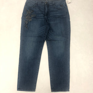 Primary Photo - BRAND: ST JOHNS BAY STYLE: JEANS COLOR: DENIM SIZE: 12 SKU: 191-191229-934