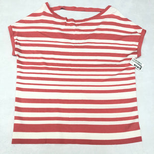Primary Photo - BRAND: ANN TAYLOR LOFT STYLE: TOP SHORT SLEEVE COLOR: STRIPED SIZE: M SKU: 191-191219-3026