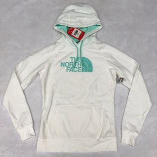 Primary Photo - BRAND: NORTHFACE STYLE: SWEATSHIRT HOODIE COLOR: WHITE SIZE: M SKU: 191-191212-7179