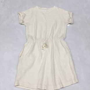 Primary Photo - BRAND: LOU AND GREY BY LOFT STYLE: DRESS SHORT SHORT SLEEVE COLOR: WHITE SIZE: M SKU: 191-191229-2456
