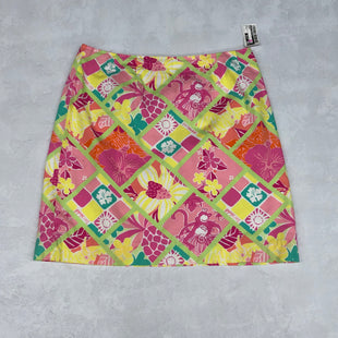 Primary Photo - BRAND: LILLY PULITZER STYLE: SKIRT COLOR: MULTI SIZE: M SKU: 191-191175-12618