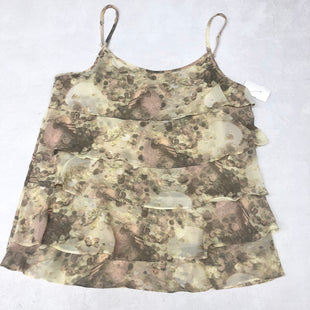 Primary Photo - BRAND: NEW YORK AND CO STYLE: TOP SLEEVELESS COLOR: FLORAL SIZE: M SKU: 191-191219-3031