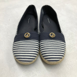 Primary Photo - BRAND: NAUTICA STYLE: SHOES FLATS COLOR: STRIPED SIZE: 9.5 SKU: 191-191177-7828