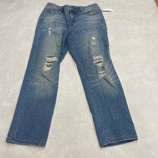 Primary Photo - BRAND: CHICOS STYLE: JEANS COLOR: DENIM SIZE: 4 SKU: 191-191211-5743