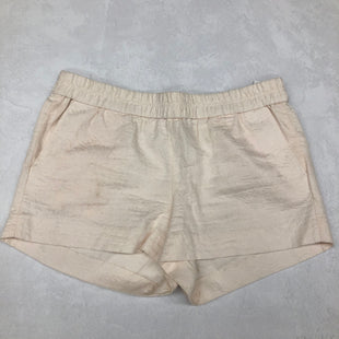 Primary Photo - BRAND: J CREW O STYLE: SHORTS COLOR: CREAM SIZE: 10 SKU: 191-19145-13396