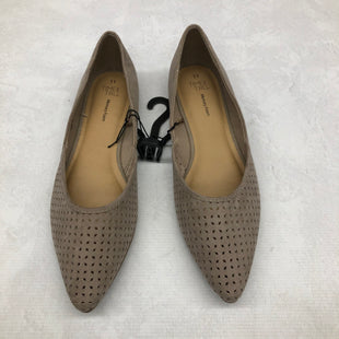 Primary Photo - BRAND: TIME AND TRU STYLE: SHOES FLATS COLOR: TAUPE SIZE: 11 SKU: 191-19145-17465