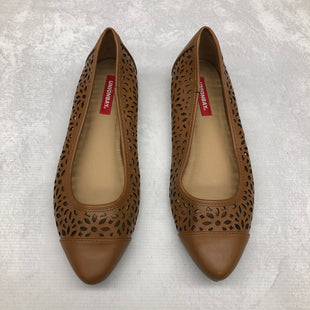 Primary Photo - BRAND: UNION BAY STYLE: SHOES FLATS COLOR: BROWN SIZE: 8.5 SKU: 191-191220-1381