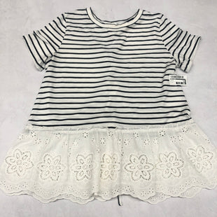 Primary Photo - BRAND: DOE & RAE STYLE: TOP SHORT SLEEVE COLOR: STRIPED SIZE: M SKU: 191-191219-3040