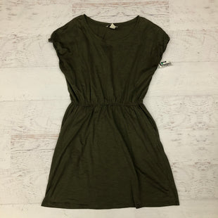 Primary Photo - BRAND: H&M STYLE: DRESS SHORT SHORT SLEEVE COLOR: GREEN SIZE: M SKU: 191-19145-17306