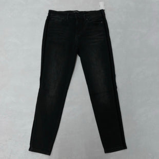 Primary Photo - BRAND: BANANA REPUBLIC STYLE: JEANS COLOR: BLACK SIZE: 6 SKU: 191-191229-512