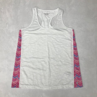 Primary Photo - BRAND: VINEYARD VINES STYLE: ATHLETIC TANK TOP COLOR: WHITE SIZE: S SKU: 191-19145-22084