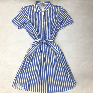 Primary Photo - BRAND: LOFT STYLE: DRESS SHORT SHORT SLEEVE COLOR: BLUE SIZE: XL SKU: 191-19145-18423