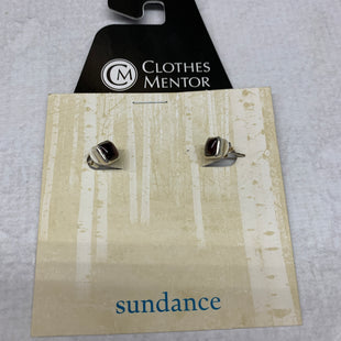 Primary Photo - BRAND: SUNDANCE STYLE: EARRINGS COLOR: SILVER SKU: 191-191175-18321