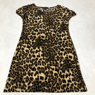 Primary Photo - BRAND: INC STYLE: DRESS SHORT SHORT SLEEVE COLOR: ANIMAL PRINT SIZE: L SKU: 191-19145-17291