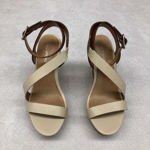 Primary Photo - BRAND: CALL IT SPRING STYLE: SANDALS HIGH COLOR: CREAM SIZE: 6.5 SKU: 191-19158-33129
