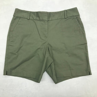 Primary Photo - BRAND: LOFT STYLE: SHORTS COLOR: GREEN SIZE: 8 SKU: 191-191229-1239
