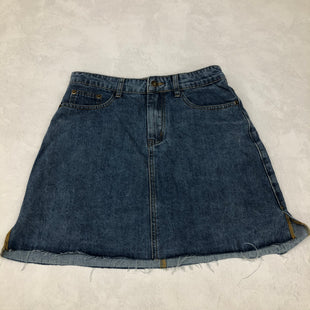 Primary Photo - BRAND: MIAMI STYLE: SKIRT COLOR: DENIM SIZE: M SKU: 191-191231-1039