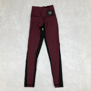 Primary Photo - BRAND:   DYISTYLE: ATHLETIC CAPRIS COLOR: BURGUNDY SIZE: XS OTHER INFO: DYI - SKU: 191-191212-7207