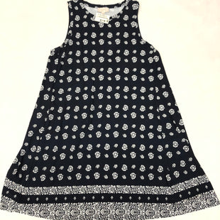 Primary Photo - BRAND: LOFT STYLE: DRESS LONG SLEEVELESS COLOR: NAVY SIZE: L SKU: 191-191229-2219