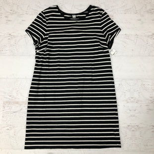Primary Photo - BRAND: OLSENBOYE STYLE: DRESS SHORT SHORT SLEEVE COLOR: STRIPED SIZE: XXL SKU: 191-191218-5763